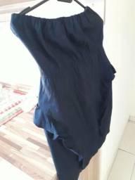 Vestido sedã tubinho M $30,00