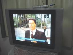 Tv 21 Polegadas com Garantia de 3 meses e no Cartão