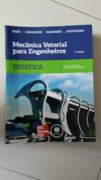 Livro Mecânica Vetorial para Engenheiros - Estática - 9º edição - Beer