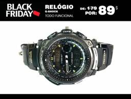 0b2cd16da8d Relógio G-Shock cinza