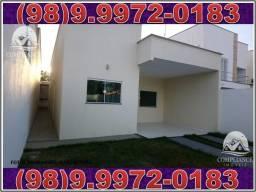 Residencial Veneza! Casas Novas Com 2 e 3 Quartos à Venda, Av. Norte - Araçagi