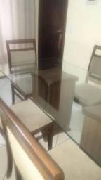 Torro : Mesa de jantar com 6 cadeiras