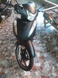 Moto Biz 125 Flex Preto fosco 2015 - 2015