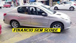 Peugeot 207 sedan dinancio sem score ficha no whatsap