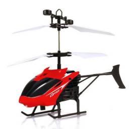 Helicóptero de brinquedo que voa por indução presente para crianças novo pronta entrega
