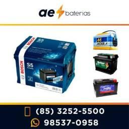 Super oferta na bateria 75Ah Bosch, qualidade e preço bom
