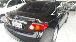 Toyota Corolla SEG 1.8 FLEX 2009 Preto - 2009