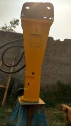 Martelete hidráulico (Picão) Indeco HP 2000 para escavadeira 15 A 25 Ton