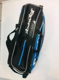 Raqueteira babolat pure drive 12 raquetes dual térmica