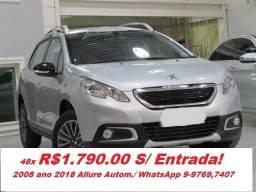 Peugeot 2008 Allure Automatico - 2018