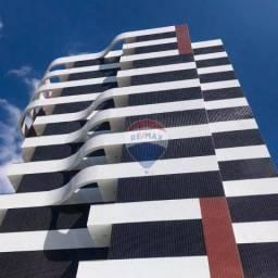 Apartamento com 3 dormitórios à venda, 95 m² por r$ 389.000 - recreio - vitória da conquis