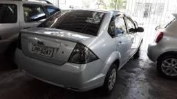Fiesta sedan 1.6 completo+airbag duplo-2011 - 2011