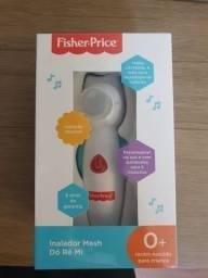 Inalador Fisher-Price Recarregável Mesh Dó Ré Mi
