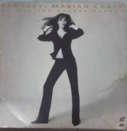 Ld Laser Disc - Mariah Carey At Madison Square Garden