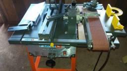 Máquina serra bancada