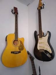 Aulas de violão e guitarra (Veja os vídeos na descrição)