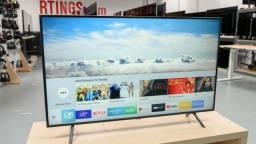 Smart TV 4K LED 50? Samsung Lacrada Garantia 1 ano Nota Fiscal parcelo