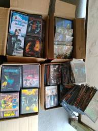 Combo dvd's de filmes
