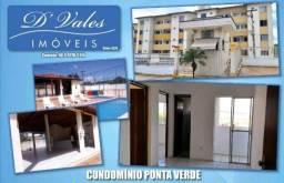 Vendo apartamento com 2 quartos - Ponta Verde