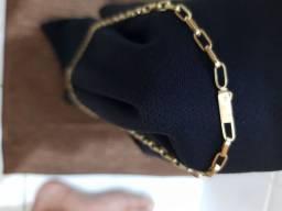 Cordão 14,5 gramas ouro