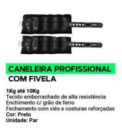 Caneleira Profissional com Fivela