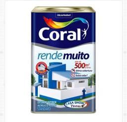 Tinta Cinza Geada - Coral