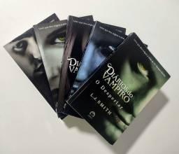 Livros - Diários do Vampiro