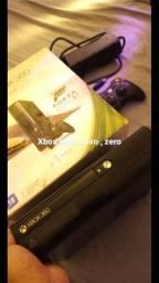 Xbox 360 semi novo, zero