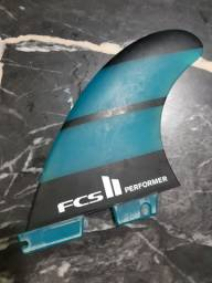 Vendo Quilha Esquerda FCS II Neoglass Performer Large - Zerada!!!!