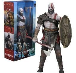 Action figure Kratos god of war 4
