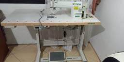 Máquina de costura reta semi nova industrial