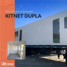 Kitnet Dupla Container