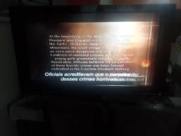 Televisão 43 barata pq tá com a imagem duplicada