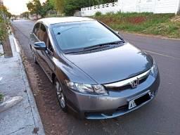 Honda Civic LXL Flex Manual 2011 com GNV aceito troca
