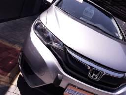 Honda Fit 1.5 LX 16V Flex 4P Auto - Prata