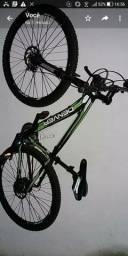 Bicicleta, seminova , nota fiscal