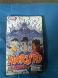 Manga Naruto volumes: 51 , 52 , 68 , 63 , 58 , 72
