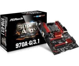 Kit FX 8300 + Asrock 970 + 24GB Ram HyperX (2x8GB,2X4GB)
