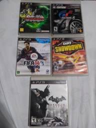 Jogos PS3 play station vendo