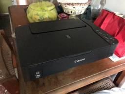 Impressora Canon Pixma230 em ótimo estado