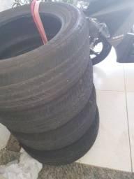 Vendo 4 pneus Sport 195/55/15