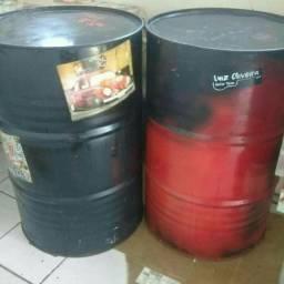 Tambores de lata