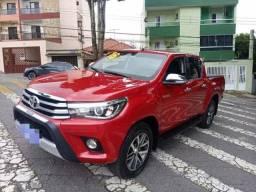 Hilux 2.8 Tdi Srx Cab Dupla 4x4 Aut Diesel