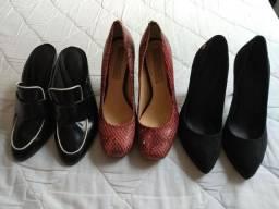 Sapatos Bem Cuidados, Novos