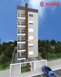 Apartamento com 1 dormitório à venda, 54 m² por R$ 163.000 - São Cristóvão - Lajeado/RS
