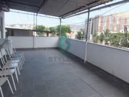 Casa de vila à venda com 3 dormitórios em Benfica, Rio de janeiro cod:C70094