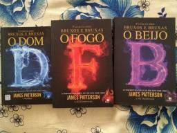 Livros Bruxos e Bruxas