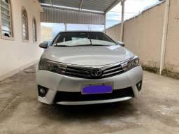 Corolla XEI Prata - 2015/2015