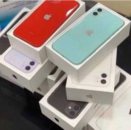 Iphone 11 128 gb novo lacrado promoção