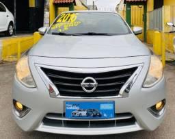 Versa 2016 Motor 1.6 GNV 5 geração financio